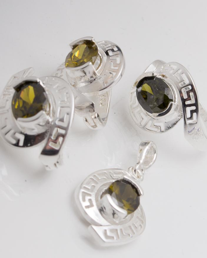 Set argint cod 3-2375, gr14.2