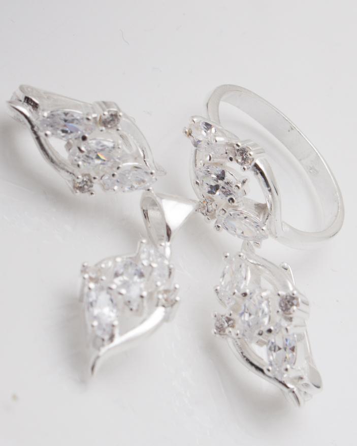 Set argint cod 3-2438, gr10.9