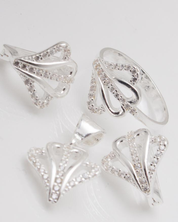 Set argint cod 3-2439, gr9.6