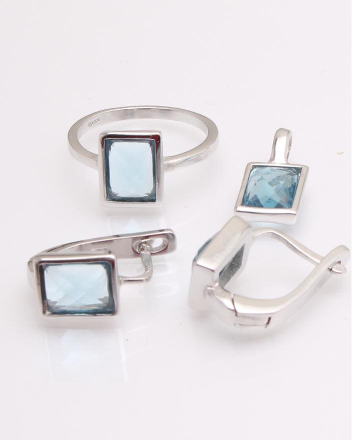 Set argint cod 3-29376, gr8.1