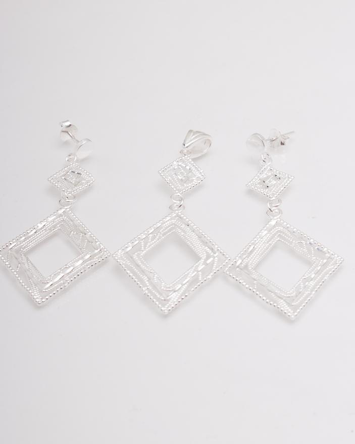 Set argint cod 3-3015, gr6.6