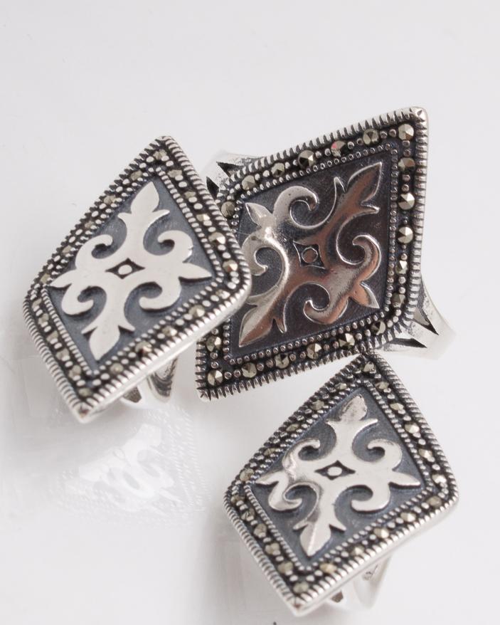 Set argint cod 3-3025, gr10.9