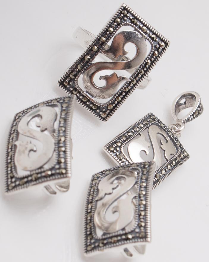 Set argint cod 3-3029, gr12.6