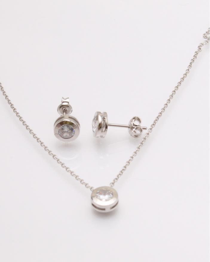 Set argint cod 3-32740, gr2.7