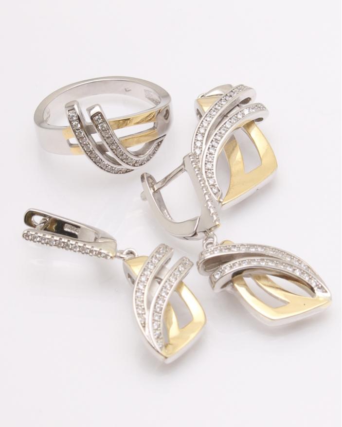 Set argint cod 3-32763, gr14.6