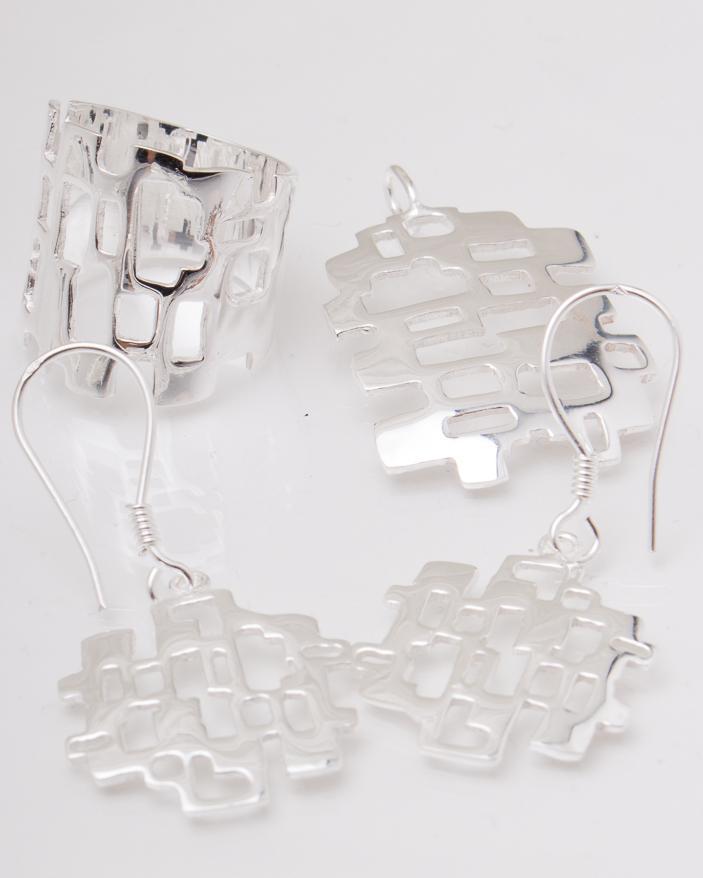 Set argint cod 3-3817, gr14.2