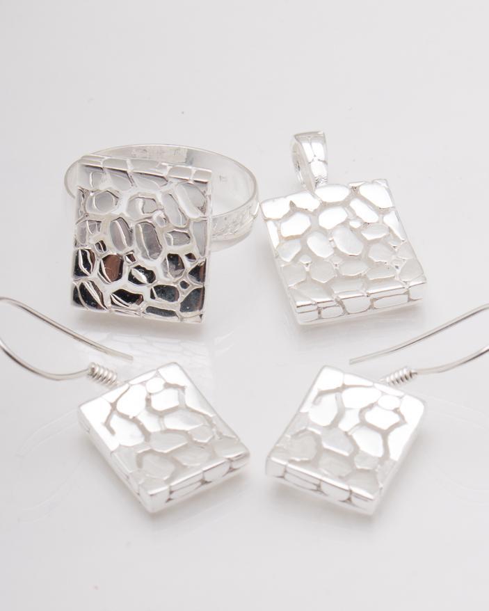 Set argint cod 3-3819, gr12.2