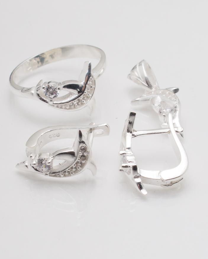 Set argint cod 3-5743, gr6.9