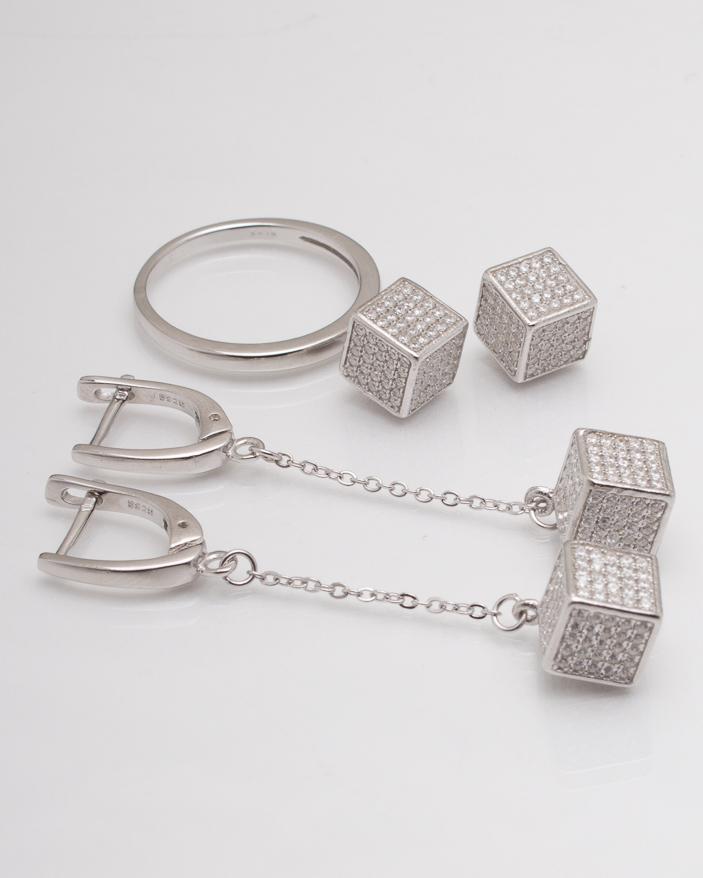 Set argint cod 3-6083, gr16.4