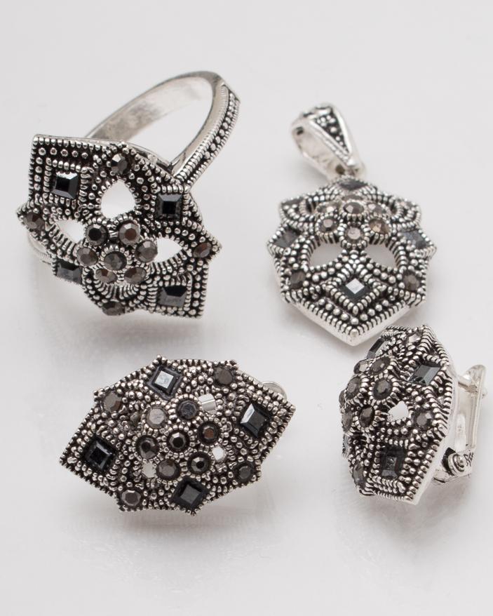 Set argint cod 3-6553, gr10.9