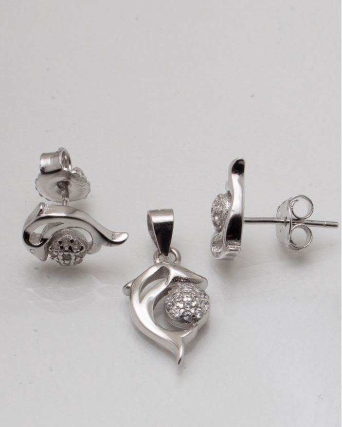 Set argint cod 3-7499, gr2.5