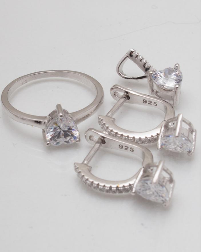 Set argint cod 3-8067, gr6.8
