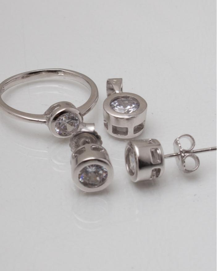 Set argint cod 3-8076, gr6.3