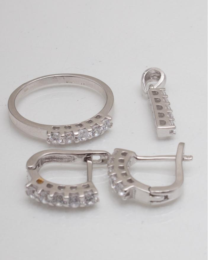 Set argint cod 3-8117, gr6.1