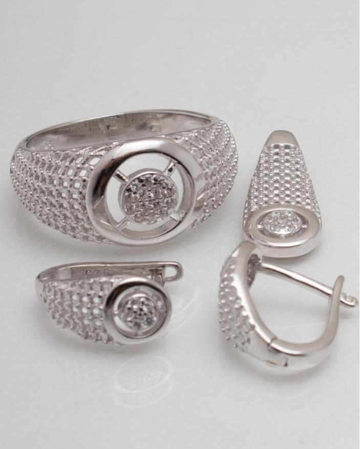Set argint cod 3-8128, gr7.7