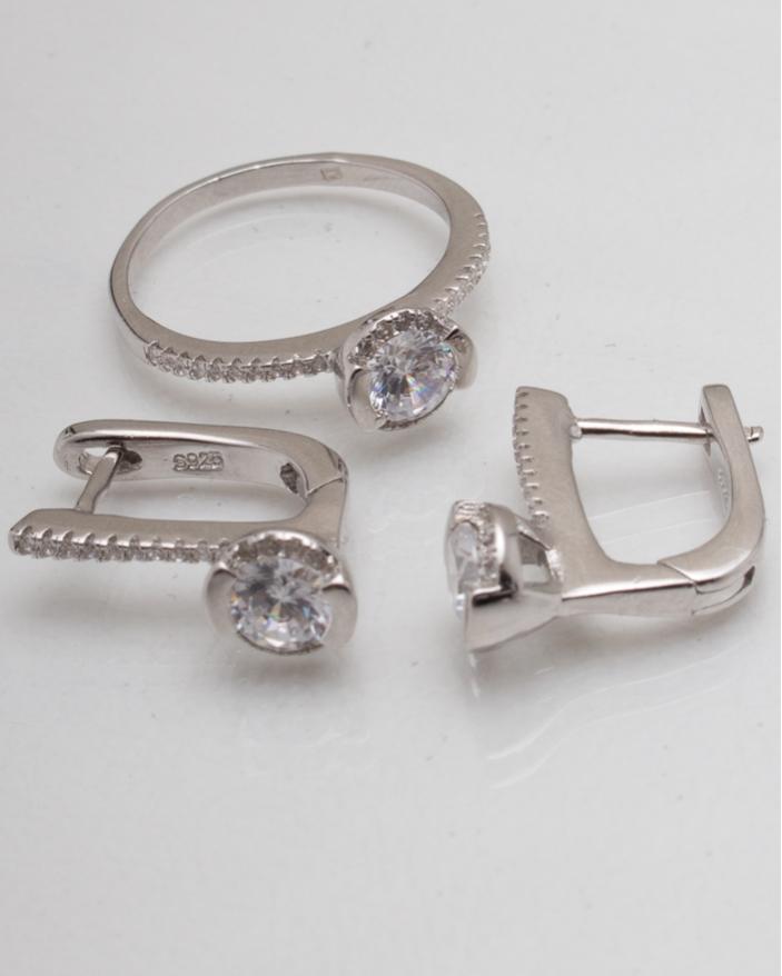 Set argint cod 3-8143, gr6.4