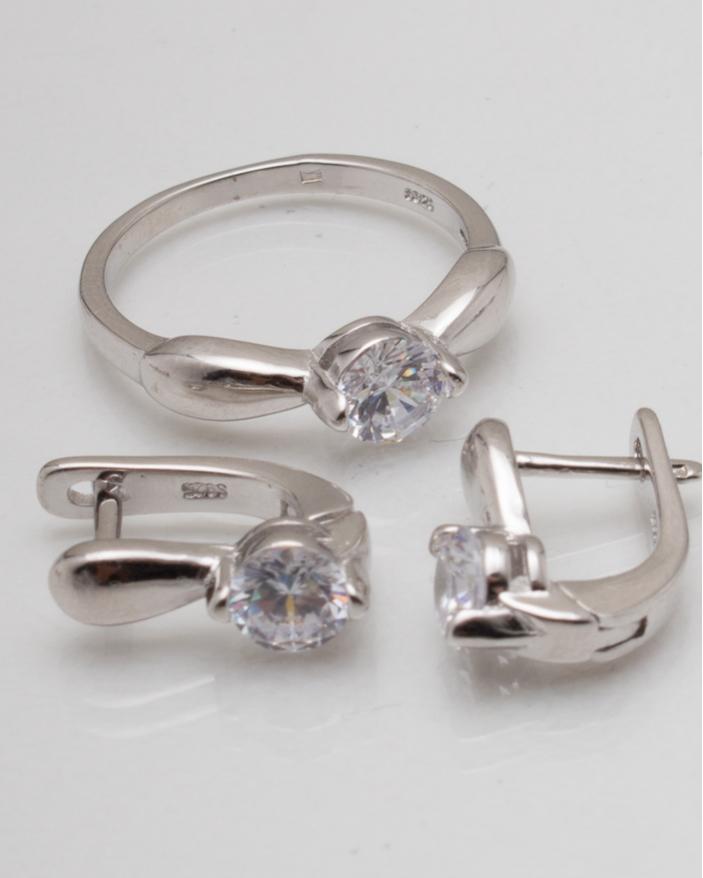 Set argint cod 3-8144, gr6.1