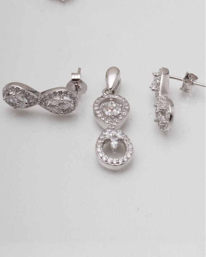 Set argint cod 3-8164, gr4.5