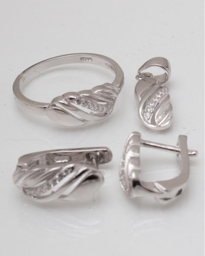 Set argint cod 3-8200, gr5.2