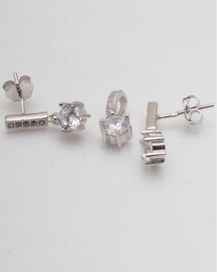 Set argint cod 3-8232, gr2.7