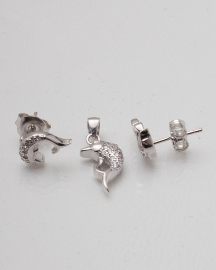 Set argint cod 3-8235, gr2.6