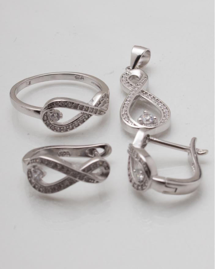 Set argint cod 3-8314, gr6.2