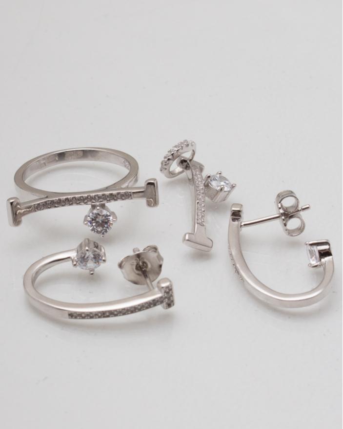 Set argint cod 3-8334, gr6.7