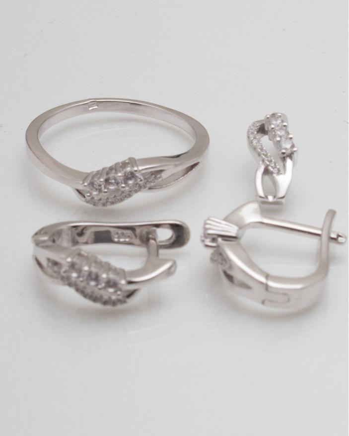 Set argint cod 3-8344, gr7