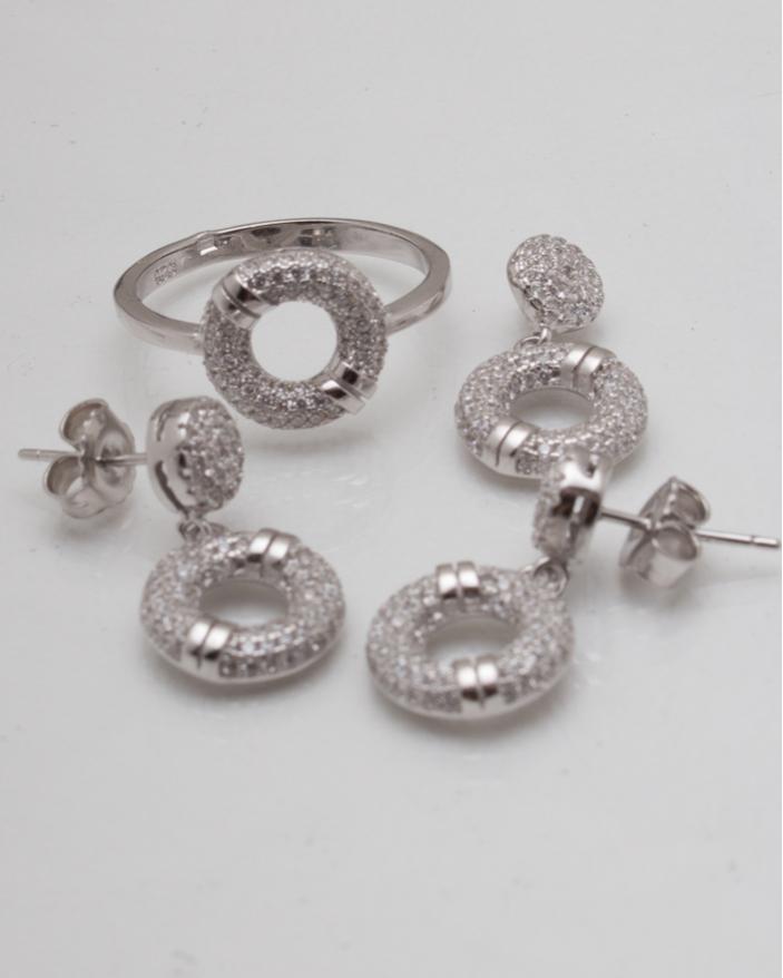 Set argint cod 3-8345, gr8.3