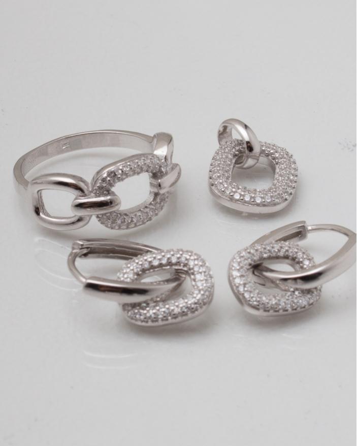 Set argint cod 3-8347, gr9.2