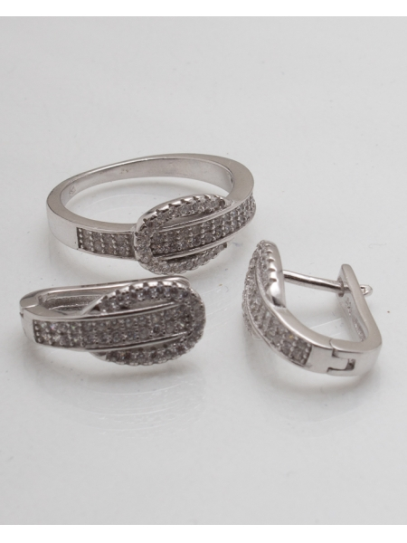 Set argint cod 3-8348, gr6.4