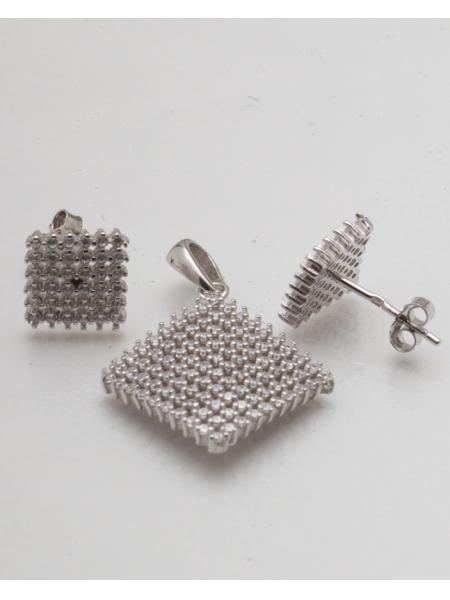 Set argint cod 3-8349, gr3.8