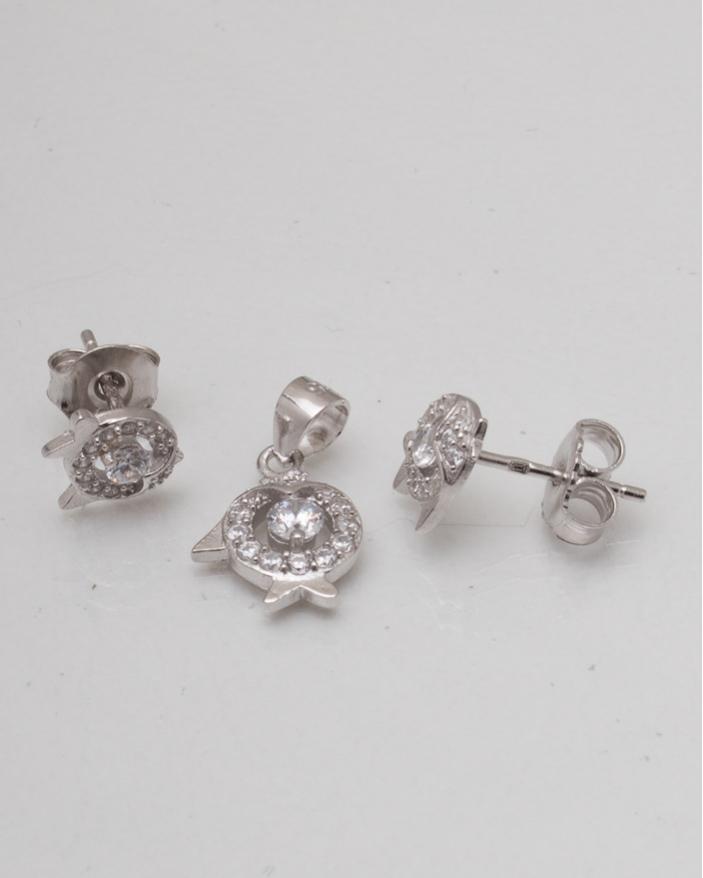 Set argint cod 3-8354, gr1.9