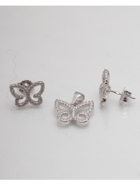 Set argint cod 3-8356, gr3.8