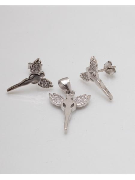 Set argint cod 3-8357, gr2.6