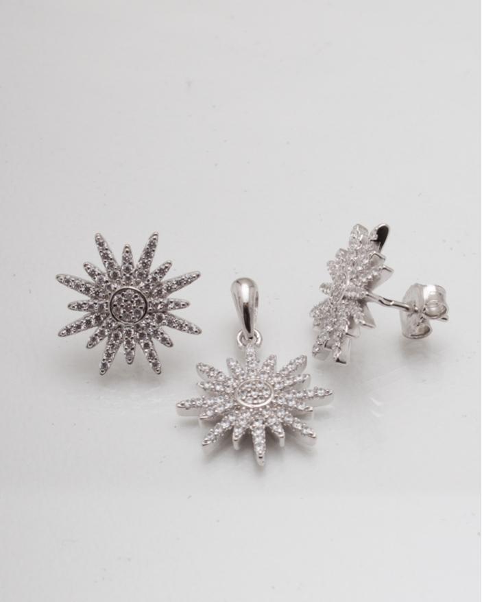 Set argint cod 3-8360, gr7.2
