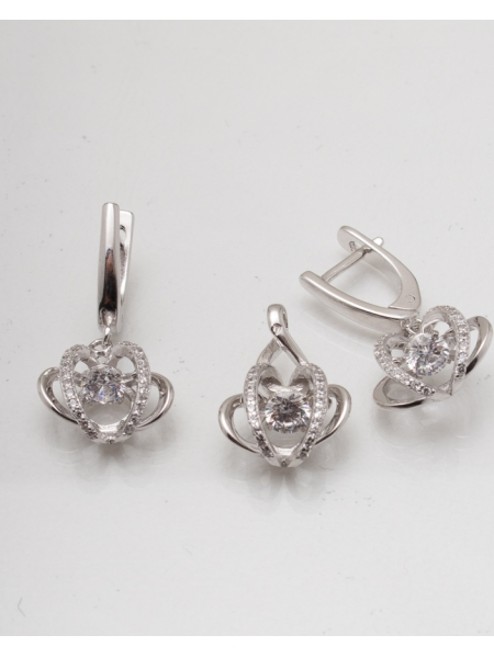 Set argint cod 3-8361, gr6.4