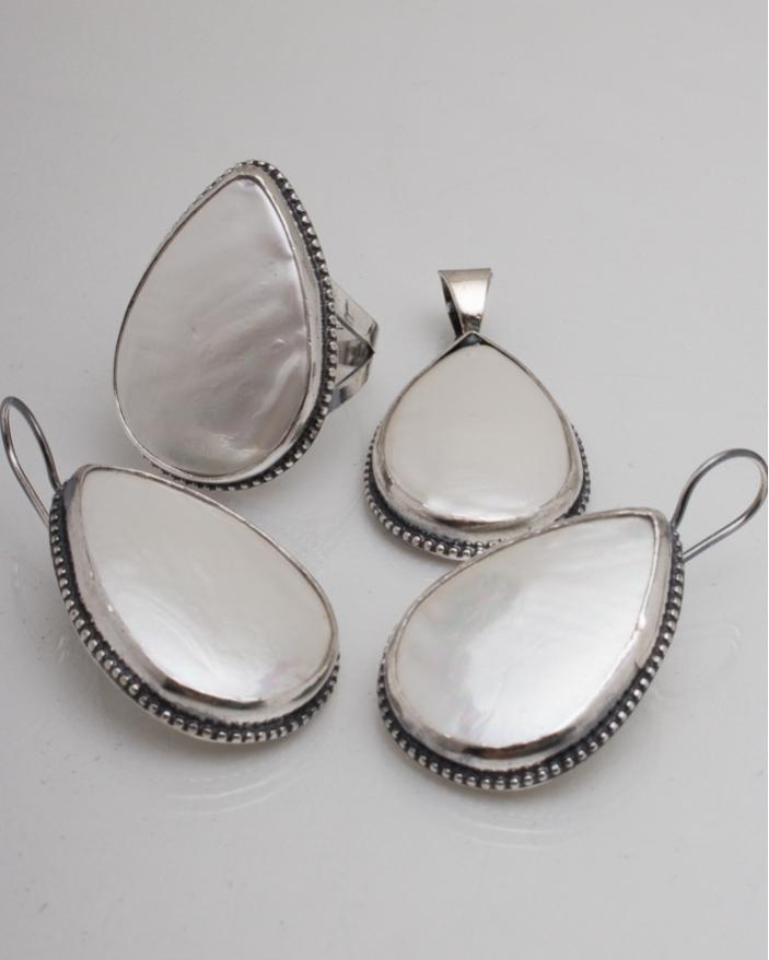Set argint cod 3-8917, gr34.2