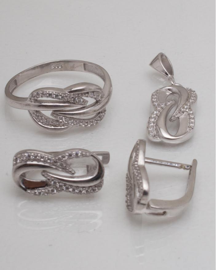 Set argint cod 3-8972, gr6.2
