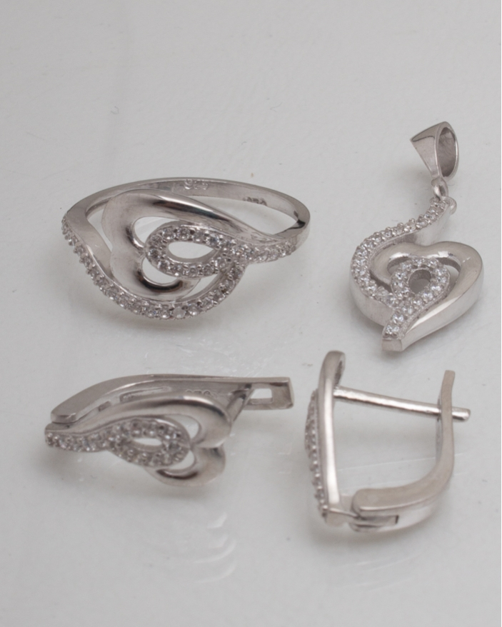 Set argint cod 3-9002, gr4.8