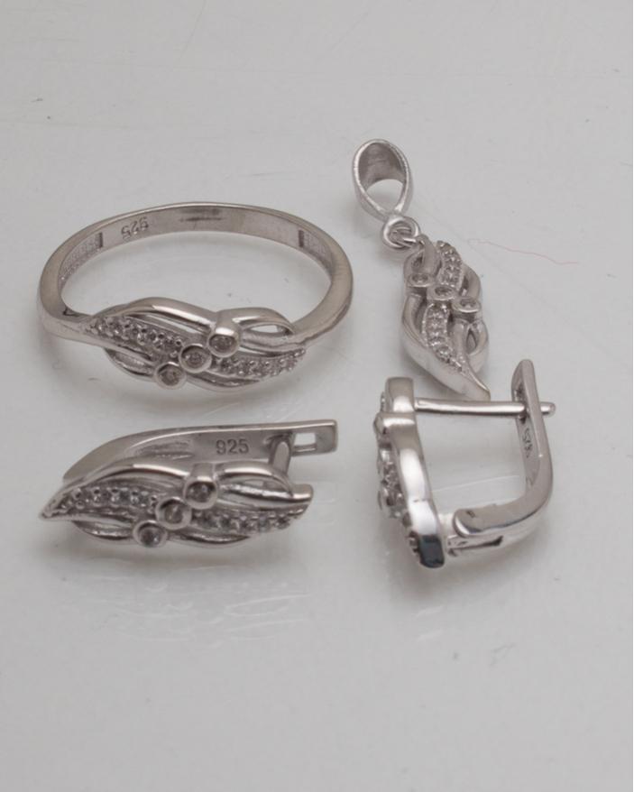 Set argint cod 3-9010, gr4.7
