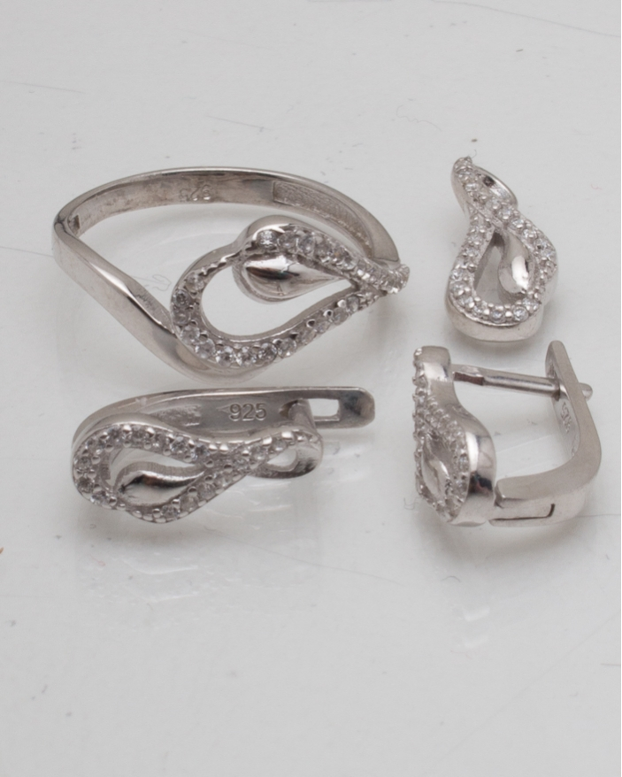 Set argint cod 3-9012, gr4.3