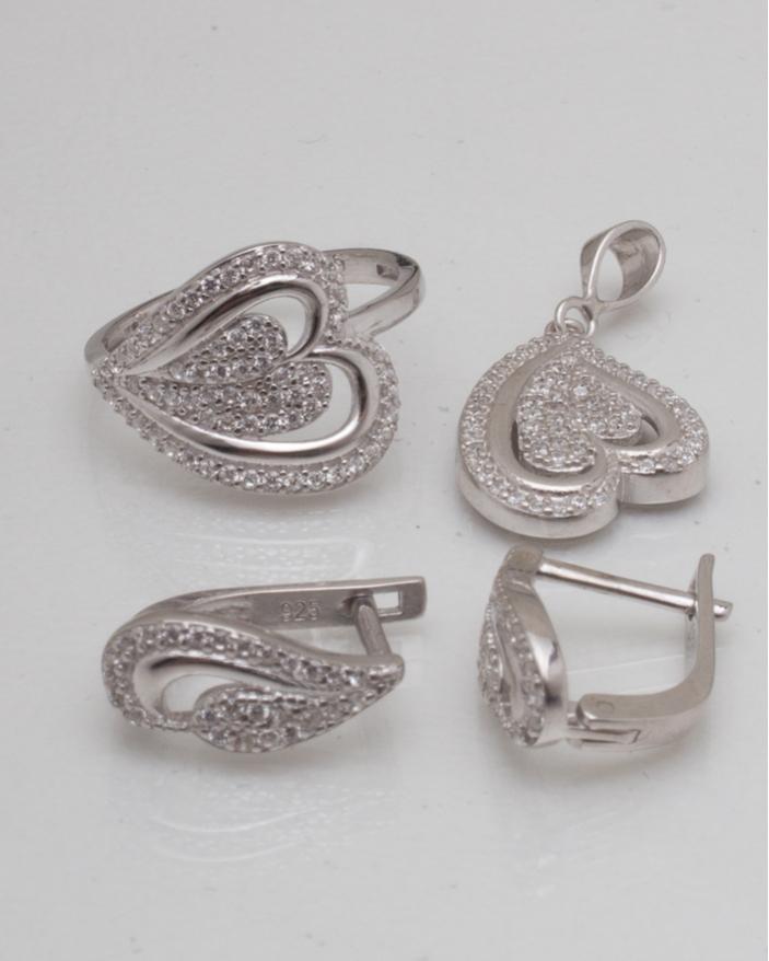 Set argint cod 3-9019, gr5.6