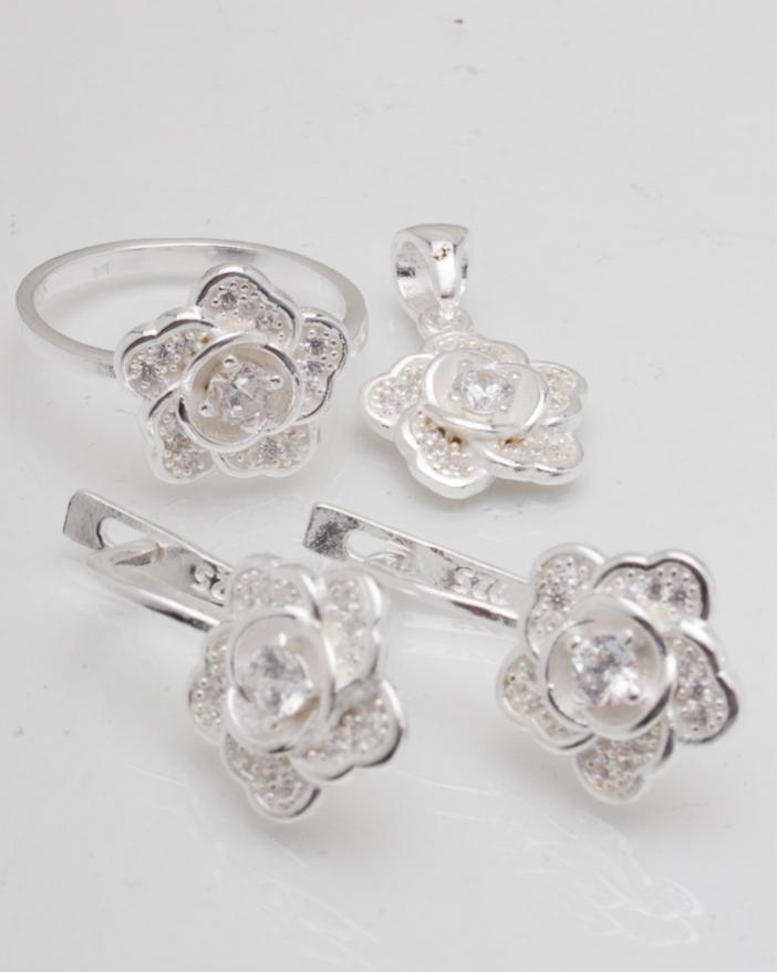Set argint cod 3-9474, gr9.7