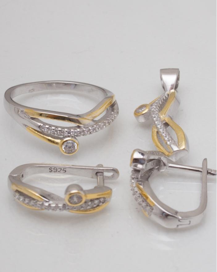 Set argint cod 3-9482, gr7.2