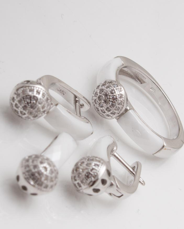 Set argint cod 3-2342, gr12.4