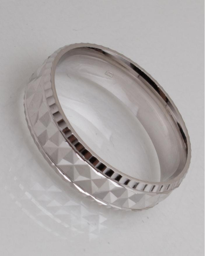 Inel argint cod 1-10299, gr3.6