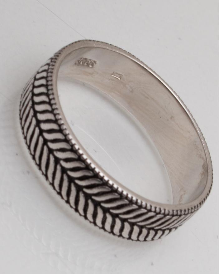 Inel argint cod 1-10307, gr4.1