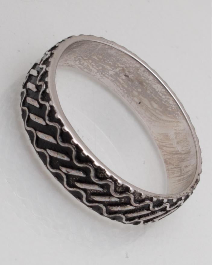Inel argint cod 1-10308, gr4.5