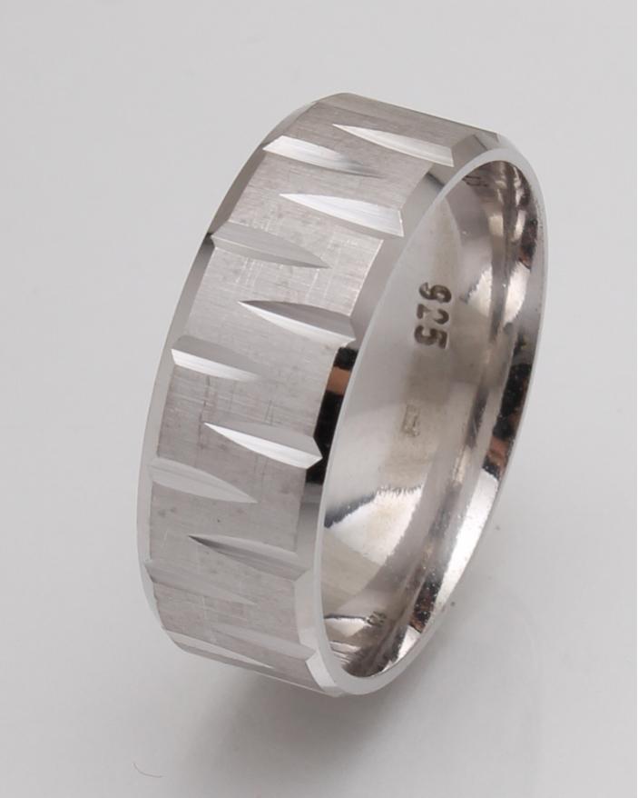 Inel argint cod 1-14617, gr5.5